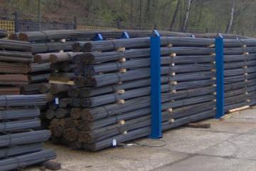 zpracování betonářské oceli