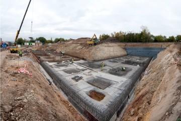 ukládka betonářské oceli 2